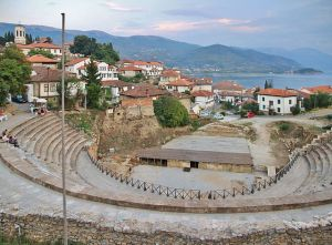 Théâtre Ohrid