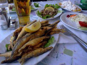 Ohrid poisson