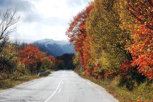 Route Mavrovo