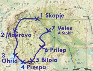 itinéraire 4