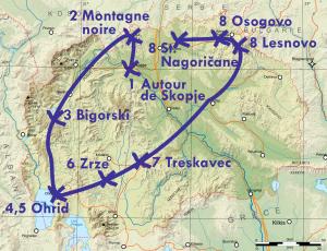 itinéraire 9
