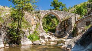Le pont de Zovikj.