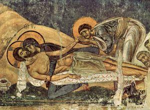 Fresque de Nerezi.