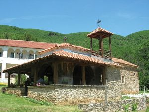 Monastère de Žurče.