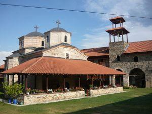 Monastère de Slepče.
