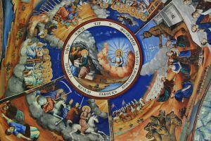 Fresque du monastère d'Osogovo.