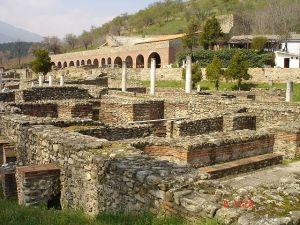 Héraclée, près de Bitola, fondée par Philippe II.