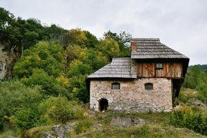 Maison à Sopotnica.