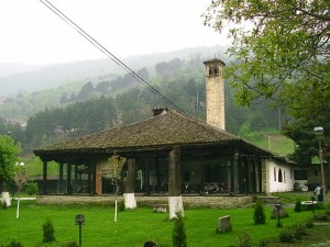 Tekke soufi de Tetovo.