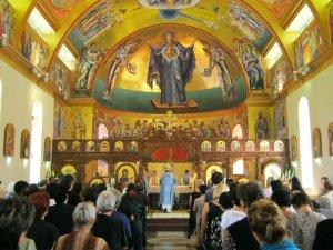Eglise gréco-catholique de Strumica.