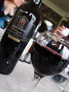 """Alexandria"" de la Tikveš Winery."