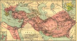 L'empire d'Alexandre le Grand.