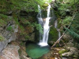 Cascade de la Babuna