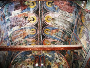 Pološko_Monastery_of_Saint_George_Genealogy_of_Christ_in_the_vault_-_east