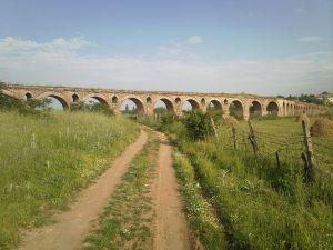 Aqueduc de Skopje