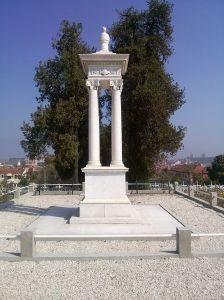 Cimetière français Skopje
