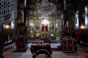Intérieur Saint-Dimitri