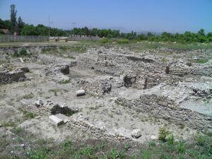Ruines Scupi