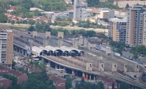 Skopje gare