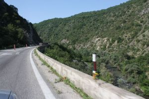 Gorges de Badar