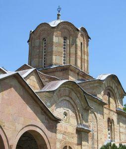 Monastère de Marko église
