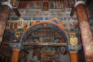 Monastère de Marko fresques