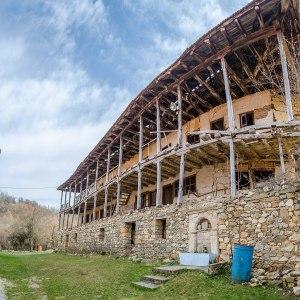 monastère de Zabel