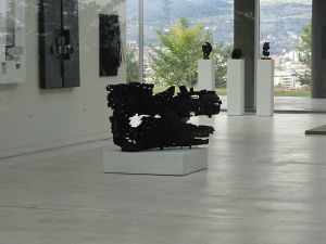 Musée art contemporain Skopje