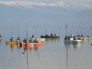 Pêche Dojran