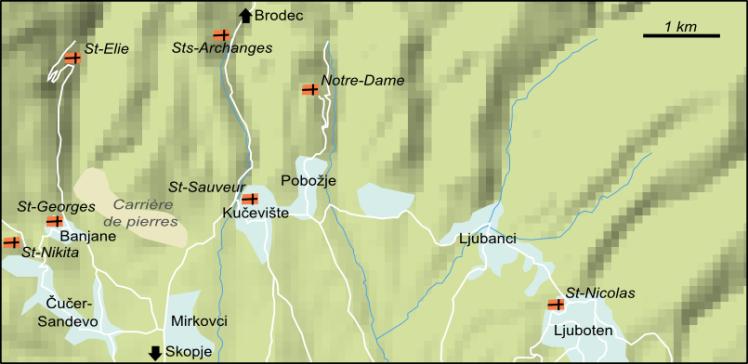 Monastères Crna Gora