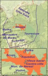 Région de Skopje