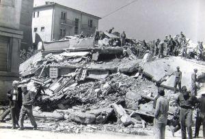 Ruines skopje 1963