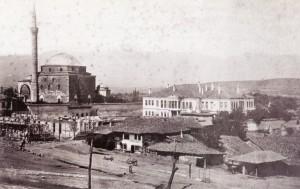 Skopje ottoman
