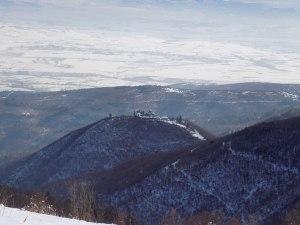 Skopska Crna Gora hiver